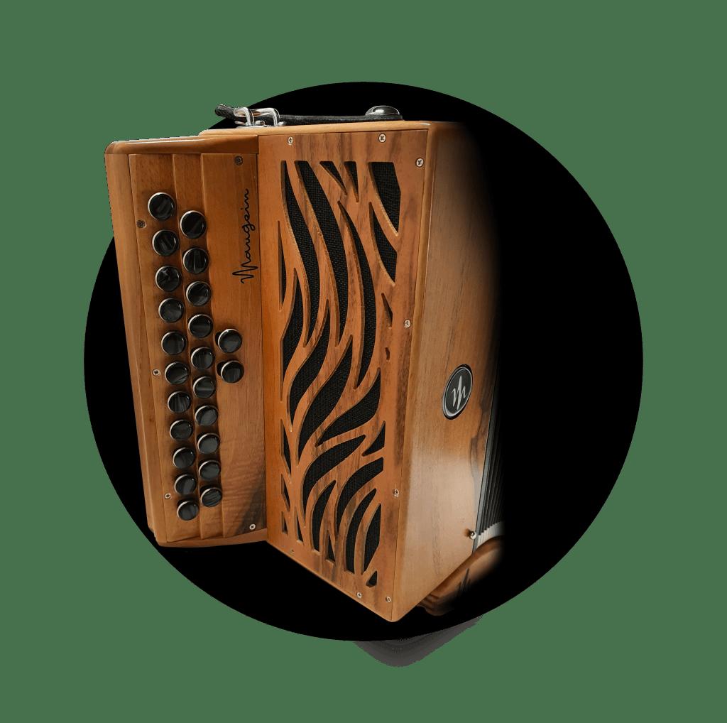 MAUGEIN accordéon diatonique 2021